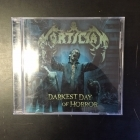 Mortician - Darkest Day Of Horror CD (VG/M-) -death metal/grindcore-