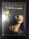 Taking Lives DVD (VG+/M-) -jännitys-