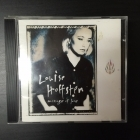 Louise Hoffsten - Message Of Love CD (M-/VG+) -blues rock-