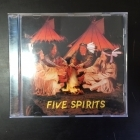 Five Spirits CD (VG/VG+)