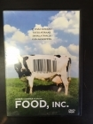 Food, Inc. DVD (VG/M-) -dokumentti-