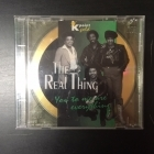 Real Thing - You To Me Are Everything CD (VG+/VG) -soul-