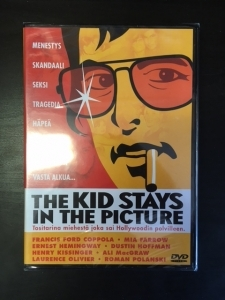 Kid Stays In The Picture DVD (avaamaton) -dokumentti-