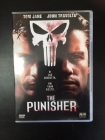 Punisher (2004) DVD (M-/M-) -toiminta-