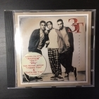 3T - Brotherhood CD (VG+/VG+) -r&b-