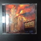 A - How Ace Are Buildings CD (M-/M-) -alt rock-