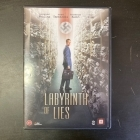 Labyrinth Of Lies DVD (VG+/M-) -draama-