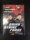 China Strike Force DVD (VG+/M-) -toiminta-