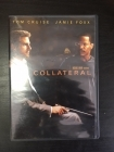 Collateral DVD (M-/M-) -jännitys-