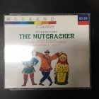 Tchaikovsky / Rossini-Respighi - The Nutcracker / La Boutique Fantasque 2CD (M-/M-) -klassinen-