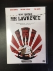 Merry Christmas, Mr Lawrence DVD (VG+/M-) -sota/draama-