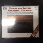Finnish And Swedish Orchestral Favourites 2CD (M-/M-) -klassinen-
