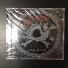 Azrael - First Strike CD (avaamaton) -punk rock-