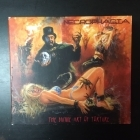 Necrophagia - The Divine Art Of Torture CD (VG+/VG+) -death metal-