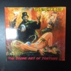 Necrophagia - The Divine Art Of Torture CD (VG/VG) -death metal-