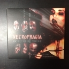 Necrophagia - Goblins Be Thine CDEP (VG+/VG+) -death metal-