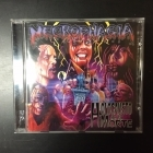 Necrophagia - Holocausto De La Morte CD (M-/M-) -death metal-