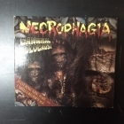 Necrophagia - Cannibal Holocaust CDEP (M-/VG+) -death metal-