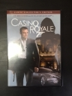 007 Casino Royale (collector's edition) 2DVD (VG/M-) -toiminta-