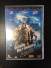 Sky Captain And The World Of Tomorrow 2DVD (VG+/M-) -seikkailu-