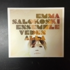 Emma Salokoski Ensemble - Veden alla CD (M-/M-) -smooth jazz-