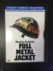 Full Metal Jacket DVD (M-/M-) -sota/draama-