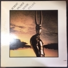 Robert Palmer - Maybe It's Live LP (VG+-M-/VG+) -pop rock-
