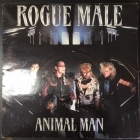 Rogue Male - Animal Man LP (VG+/VG+) -heavy metal-