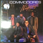 Commodores - Nightshift LP (VG+/VG+) -soul-