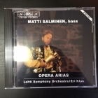 Matti Salminen - Opera Arias CD (M-/M-) -klassinen-
