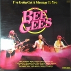 Bee Gees - I've Gotta Get A Message To You LP (M-/VG+) -pop rock-