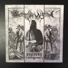 Oremus - Popioly (limited edition) CD (M-/M-) -black metal-