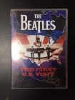 Beatles - The First U.S. Visit DVD (M-/M-) -pop rock-