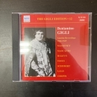 Beniamino Gigli - Gigli Edition Vol.12 CD (M-/M-) -klassinen-