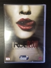 True Blood - Kausi 1 5DVD (VG+-M-/M-) -tv-sarja-