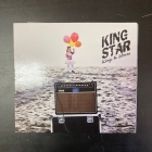 King Star - Kings & Clowns CD (VG/VG+) -rockabilly-