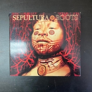 Sepultura - Roots (limited edition) CD (VG/VG+) -groove metal-