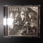 Night Viper - Exterminator CD (M-/M-) -heavy metal-
