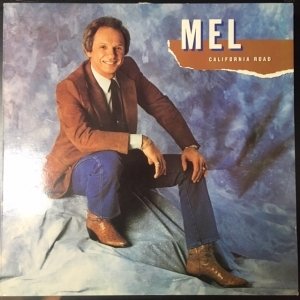 Mel Tillis - California Road LP (VG+-M-/VG+) -country-