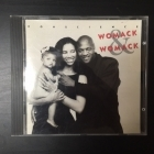 Womack & Womack - Conscience CD (VG+/M-) -r&b-