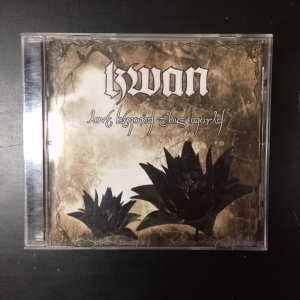 Kwan - Love Beyond This World CD (VG/M-) -hip hop/pop-