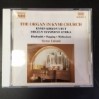 Sixten Enlund - The Organ In Kymi Church CD (M-/M-) -klassinen-