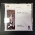 Retrover - Piae Cantiones (Latin Song In Ancient Finland) CD (M-/M-) -klassinen-