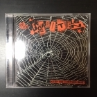 Forogtten - Keep The Corpses Quiet CD (VG+/VG+) -punk rock-