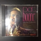 Pat Boone - Love Letters In The Sand CD (VG+/VG+) -pop-