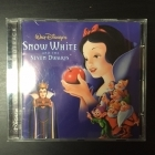 Snow White And The Seven Dwarfs - Original Soundtrack (remastered) CD (VG+/VG+) -soundtrack-