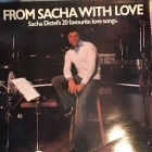 Sacha Distel - From Sacha With Love LP (M-/VG+) -pop-