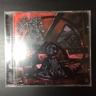 Over Power - Power Authority And Bloodshed CD (VG/M-) -grindcore-
