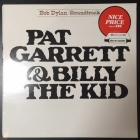 Bob Dylan - Pat Garrett & Billy The Kid (Original Soundtrack Recording) LP (VG+-M-/VG+) -soundtrack-