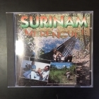 Willy Baranda & His West-Indian Steelband - Surinam (Merengue!) CD (M-/M-) -latin-